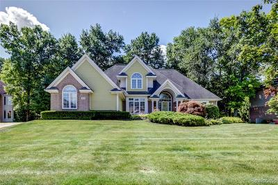 Commerce Twp Single Family Home For Sale: 141 Wendover Court