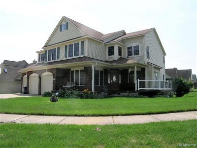 White Lake Single Family Home For Sale: 1787 Kristina Drive