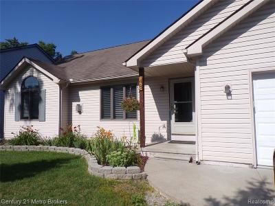 Oxford Single Family Home For Sale: 48 N Glaspie Street