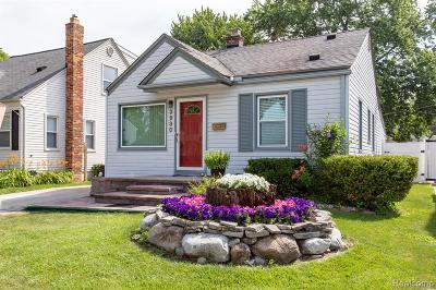 Berkley Single Family Home For Sale: 3930 Gardner Avenue