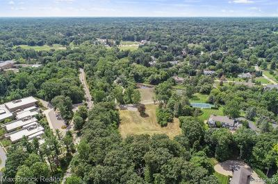 Bloomfield Hills Residential Lots & Land For Sale: 311 Barden Road