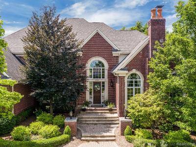 Oakland Twp Single Family Home For Sale: 4716 Fawn Hill Court