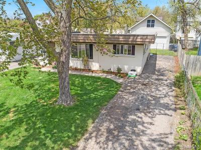 Waterford Twp Single Family Home For Sale: 3904 Cresthaven Dr.