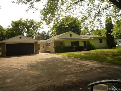 Single Family Home For Sale: 4830 Rioview Drive