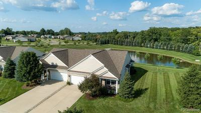 Condo/Townhouse For Sale: 6546 Prairie Dunes Drive #77