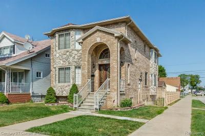 Dearborn Single Family Home For Sale: 5204 Jonathon Street