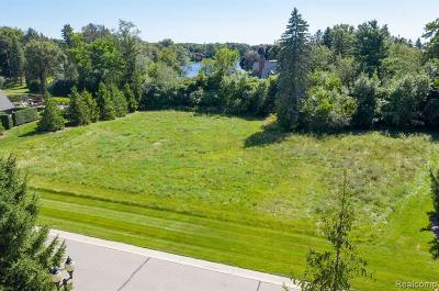 Bloomfield Hills Residential Lots & Land For Sale: 100 Bridgeview Drive
