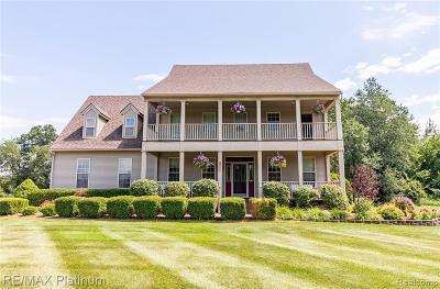Single Family Home For Sale: 7084 Granger Drive