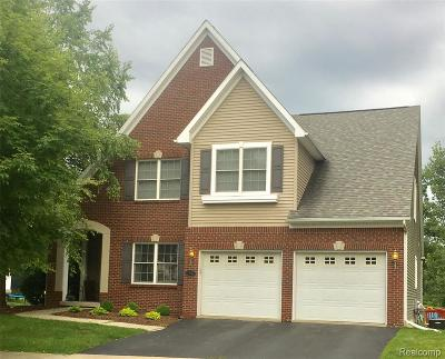 Single Family Home For Sale: 10344 Edgewood Court