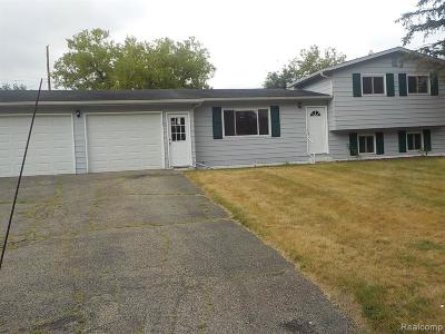 Single Family Home For Sale: 9488 Brookway Court