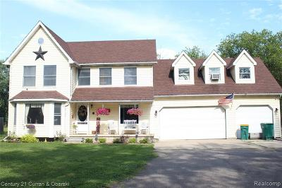Single Family Home For Sale: 16455 Merriman Road