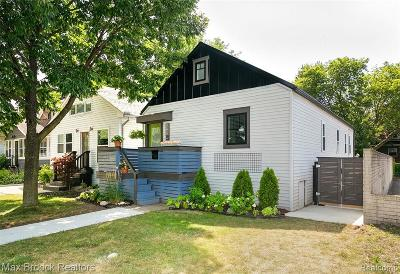 Royal Oak Single Family Home For Sale: 116 S Laurel Street