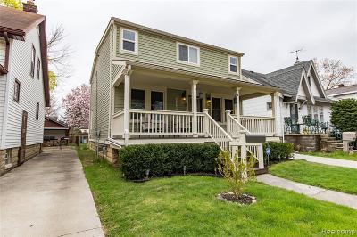 Ferndale Single Family Home For Sale: 236 University Street