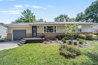 Single Family Home For Sale: 60641 Sue Street