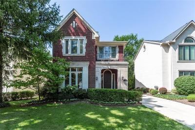 Birmingham Single Family Home For Sale: 963 Bird Avenue