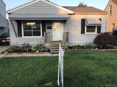 Warren Single Family Home For Sale: 23304 Willard Avenue W