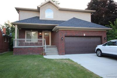 Dearborn Single Family Home For Sale: 4797 Westland Street