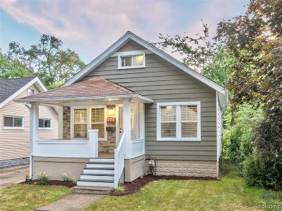 Ferndale Single Family Home For Sale: 311 Edgewood Pl