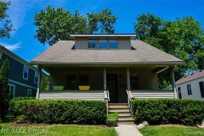 Rochester MI Single Family Home For Sale: $319,000