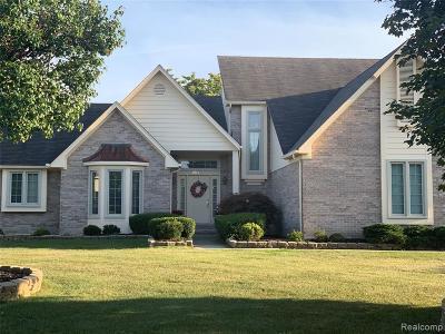 Farmington Hills Single Family Home For Sale: 39217 Geneva Drive