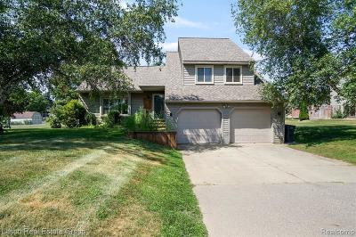 Single Family Home For Sale: 1405 Old Mill Rd