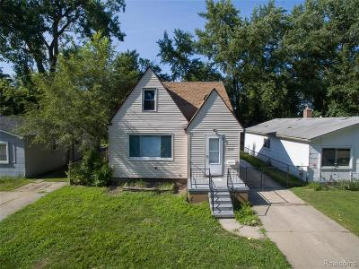 Warren Single Family Home For Sale: 2199 Jarvis Avenue