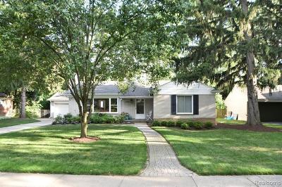 Beverly Hills Vlg Single Family Home For Sale: 17341 Buckingham Avenue