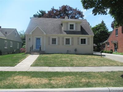 Dearborn Single Family Home For Sale: 23629 Fordson Drive