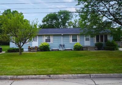 Livonia Multi Family Home For Sale: 29193 Dardanella Street