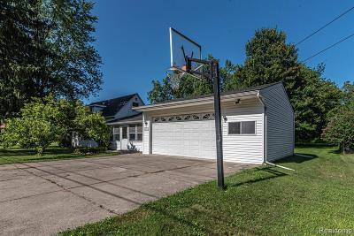 Farmington, Farmington Hills Single Family Home For Sale: 20911 Sunnydale Street