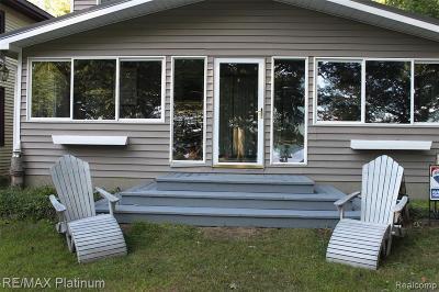 Single Family Home For Sale: 2234 Toledo Street