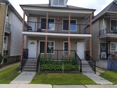 Hamtramck Multi Family Home For Sale: 3150 Trowbridge Street