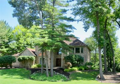 Oxford Single Family Home For Sale: 1867 Deer Path Trail