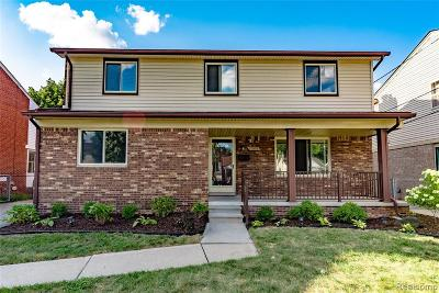 Dearborn Single Family Home For Sale: 22176 Nona Street