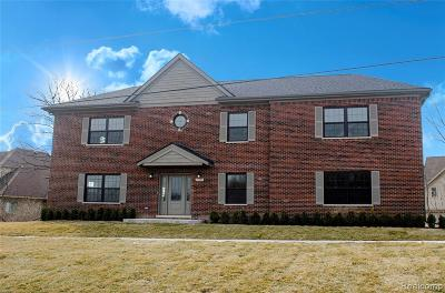 Novi Single Family Home For Sale: 51285 Nine Mile