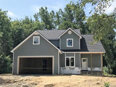 White Lake Single Family Home For Sale: 111 Decca Drive