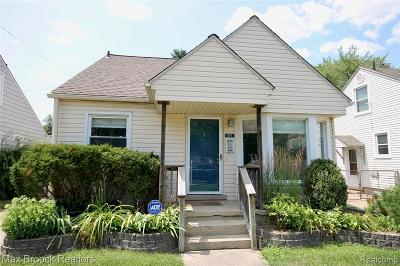 Ferndale Single Family Home For Sale: 1923 Central Street
