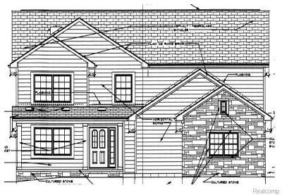 Fraser Single Family Home For Sale: 17601 Wilhelmine