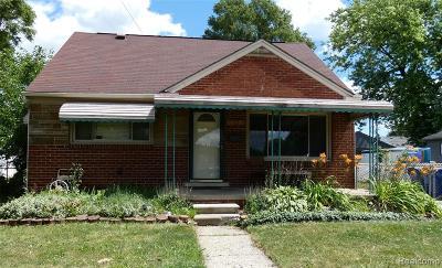 Warren Single Family Home For Sale: 21516 Cyman Ave