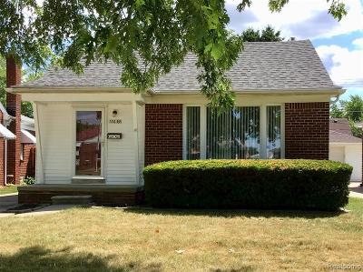 Southgate Single Family Home For Sale: 13639 Castle Street