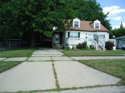 Macomb County Single Family Home For Sale: 11441 Continental Avenue