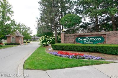 Warren Condo/Townhouse For Sale: 4419 Bayberry