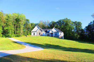 Single Family Home For Sale: 11380 Majestic Valley Court