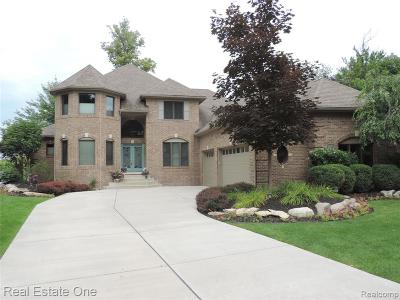 Wixom Single Family Home For Sale: 1522 Forest Bay Court