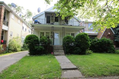 Dearborn, Dearborn Heights Single Family Home For Sale: 5315 Reuter Street