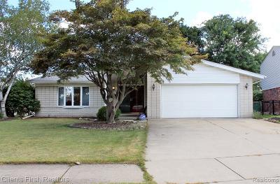 Dearborn Heights Single Family Home For Sale: 27161 Simone Street