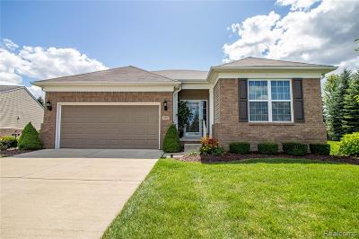 Single Family Home For Sale: 6302 Prairie Dunes Drive