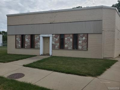 Commercial For Sale: 2827 Fort Street