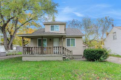 Southfield Single Family Home For Sale: 28426 Everett Street