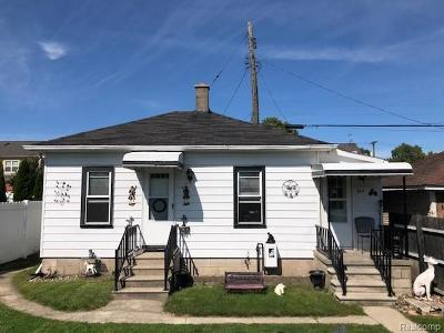 Wyandotte Single Family Home For Sale: 614 Superior Boulevard